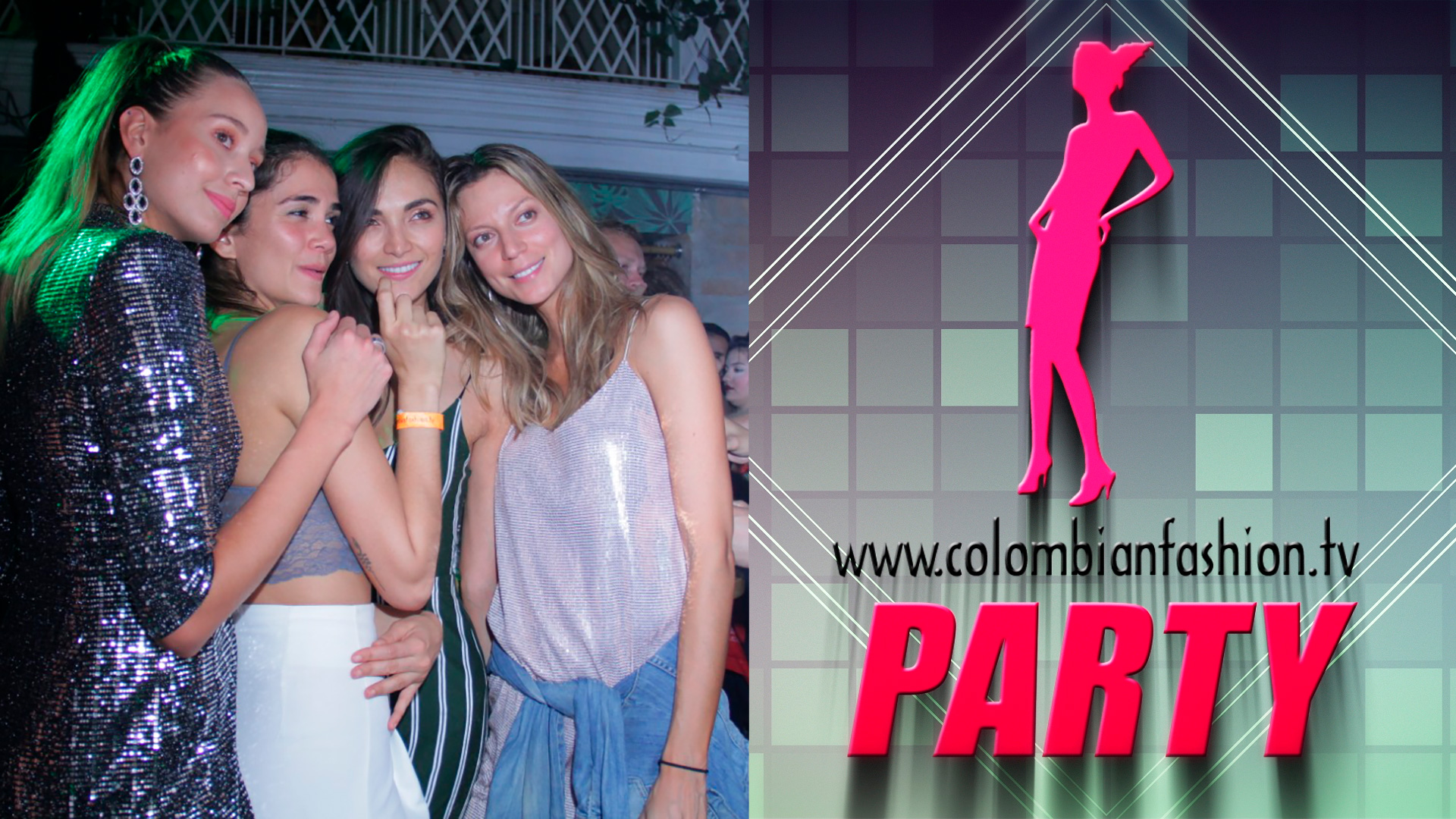 COLOMBIANFASHION PARTY